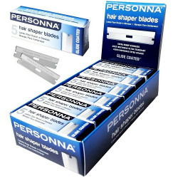 Personna Stainless Disposable Single Edge Shaving Razor Blades - 60 Blades