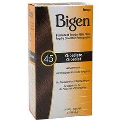 Bigen Permanent Hair Color - 45 Chocolate