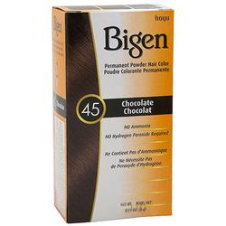 Bigen Permanent Hair Color - 45 Chocolate