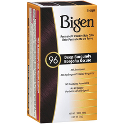 Bigen Permanent Hair Color - 96 Deep Burgundy