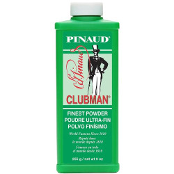 Clubman Pinaud Finest Talc - 9 oz