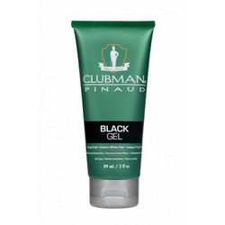 Clubman Pinaud Black Gel - 3oz