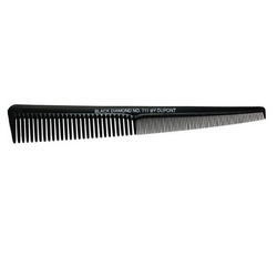 "Black Diamond 7.5"" Tapered Barber Comb"