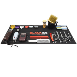 Black Ice Professional Barber Mat