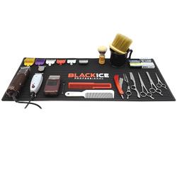 Black Ice Professional Barber Mat