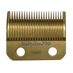 Babyliss PRO FX802G Gold Titanium Clipper Blade
