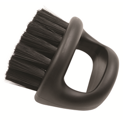 Black Ice Barber Brush
