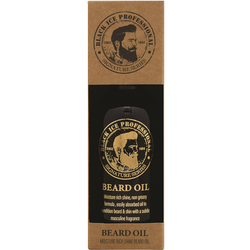 Black Ice Beard Oil