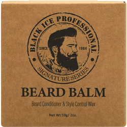 Black Ice Beard Balm