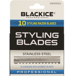 Black Ice Styling Razor Blades