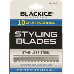 Black Ice Styling Razor Blades