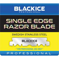 Black Ice Single Edge Razor Blades