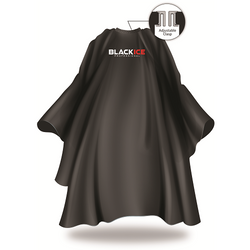 Black Ice Original Black Barber Cape