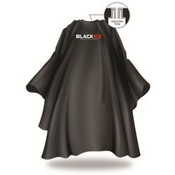Black Ice Original Black Barber Cape