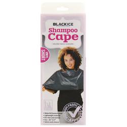 Black Ice Shampoo Cape Small