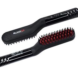 Black Ice Beard Straightening Brush