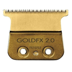 BaByliss PRO FX707G2 Gold Titanium Deep Tooth Trimmer Blade
