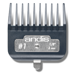Andis Master Premium Metal Clip Comb Size 1