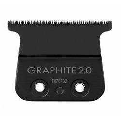 BaByliss PRO Black Graphite Skeleton T-Blade FX707B2 Deep Tooth