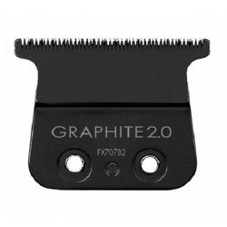 BaByliss PRO Black Graphite Skeleton T-Blade Deep Tooth FX707B2