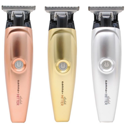Gamma+ Professional Absolute Hitter Matte Edition Cordless Trimmer