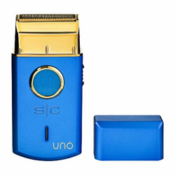 Stylecraft Professional Uno Blue Single Foil Cordless Shaver