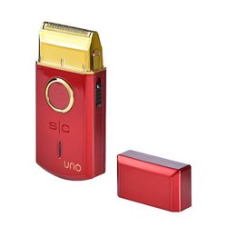 Stylecraft Professional Uno Red Single Foil Cordless Shaver