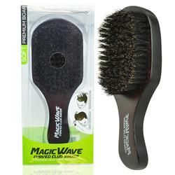 Black Ice Response Magic Wave Club Brush w/Handle (SOFT)