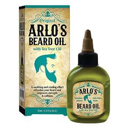 Arlo's Beard Oil with Tea Tree Oil 2.5 oz