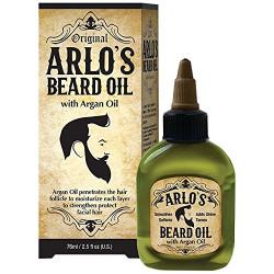Arlo's Beard Oil with Argan Oil 2.5 oz
