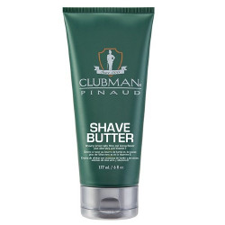 Clubman Pinaud Shave Butter 6 oz