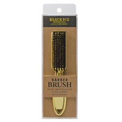 Black Ice Professional Gold Blade Cleaning Brush
