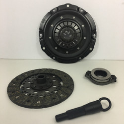 Kep stage 1 clutch kit with racing metal woven clutch disc late model throw out bearing and vw spline alignment tool