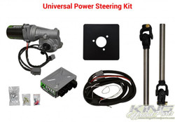 Universal 220 Electric power steering unit for sand rails, baja bugs , side by sides