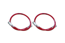 Jeep Front Brake Lines 1984-2006 TJ/LJ/XJ/ZJ Clayton Off Road