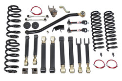 Jeep Wrangler 4.0 Inch Ultimate Short Arm Lift Kit 1997-2006 TJ Clayton Off Road