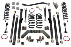 Jeep Wrangler 4.0 Inch Long Arm Lift Kit 1997-2006 TJ Clayton Off Road