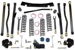 Jeep Wrangler 3.5 Inch Long Arm Lift Kit 2007-2011 JK Clayton Off Road
