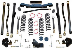 Jeep Wrangler 4.5 Inch Long Arm Lift Kit 2007-2018 JK Clayton Off Road