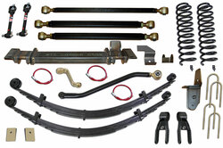 Jeep Cherokee 8.0 Inch Pro Series 3 Link Long Arm Lift Kit 84-01 XJ Clayton Off Road