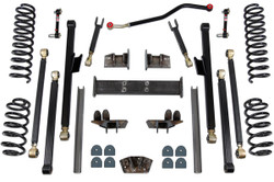 Jeep Grand Cherokee 6.0 Inch Long Arm Lift Kit 99-04 WJ Clayton Off Road