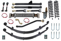 Jeep Cherokee 6.5 Inch Long Arm Lift Kit 84-01 XJ Clayton Off Road