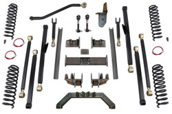 Jeep Grand Cherokee 5.0 Inch Long Arm Lift Kit 96-98 ZJ Clayton Off Road