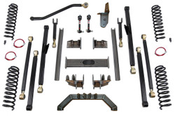 Jeep Grand Cherokee 5.0 Inch Long Arm Lift Kit 93-95 ZJ Clayton Off Road