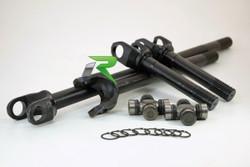 Revolution Gear discovery 4340 chromoly axle kit for Dana 44 EARLY BRONCO 66-77 W/5-760X U/joints