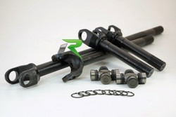 Revolution Gear discovery D44 WAGGY 4340 chromoly axle kit for 1980-1992 JEEP WAGONEER
