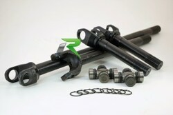 Revolution Gear discovery D60 GM 4340 chromoly axle kit for 1977-1991 W 5/806X U JOINTS