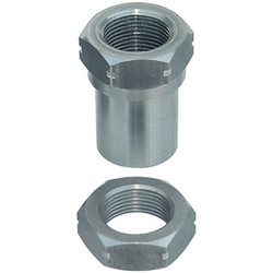 1 1/4 Inch 12 Threaded Bung With Jam Nut LH Thread Currie Enterprises