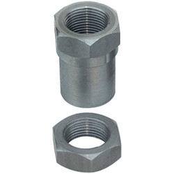 1 Inch 14 Threaded Bung With Jam Nut RH Thread Currie Enterprises