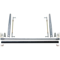 Universal Antirock Kit 36 Inch Bar W/18 Inch Aluminum Arms Currie Enterprises